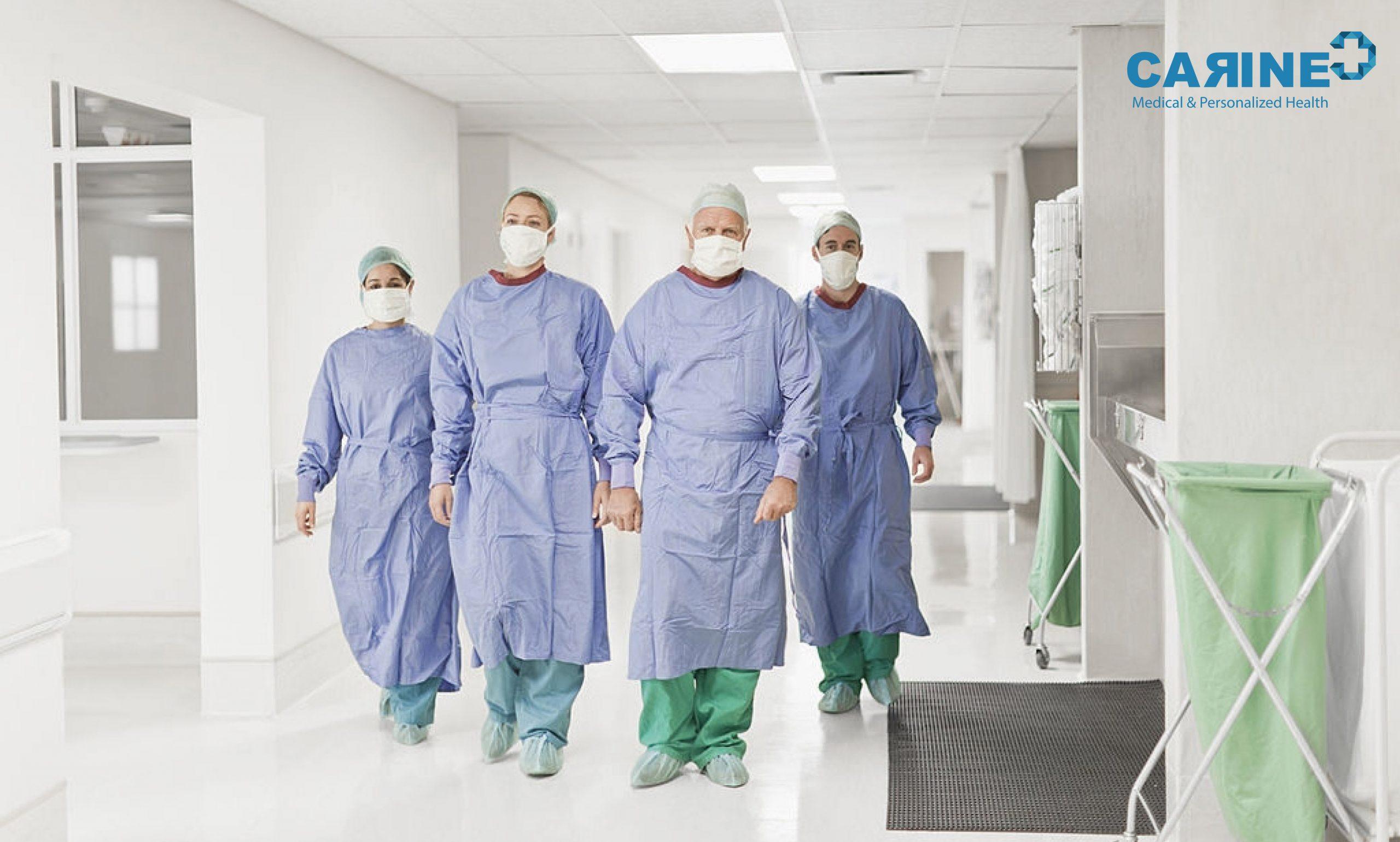 CARINE MEDICAL - COVID-19