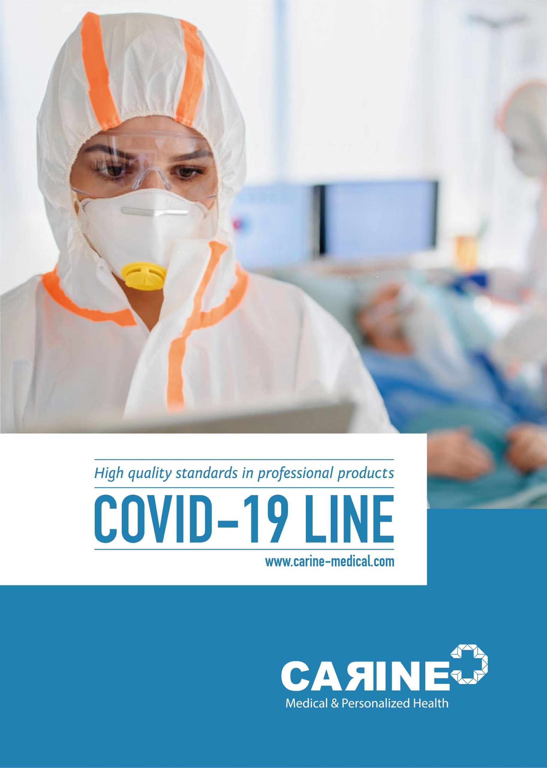 CARINE MEDICAL COVID-19 LINE