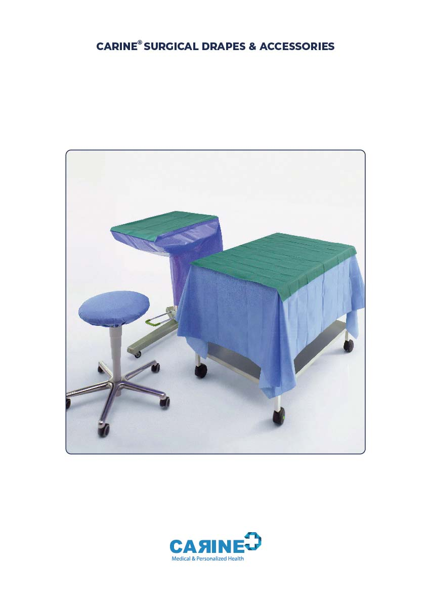 CARINE - STERILE SURGICAL PACK SYSTEMS CATALOGUE-105