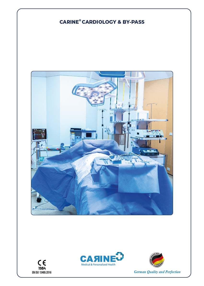 CARINE - STERILE SURGICAL PACK SYSTEMS CATALOGUE-71