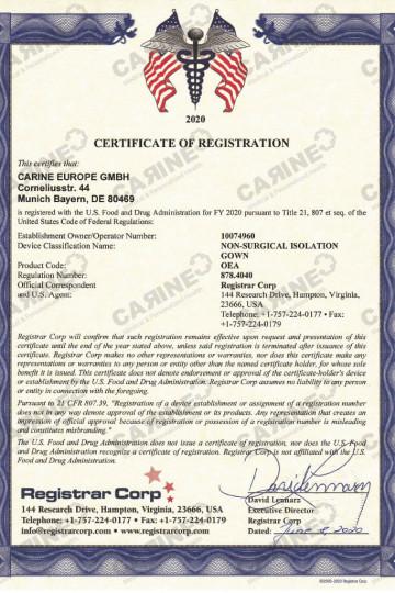 Certificate D406698