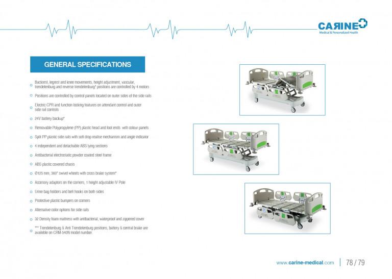 CARINE - HOSPITAL BEDDING CATALOGUE-81