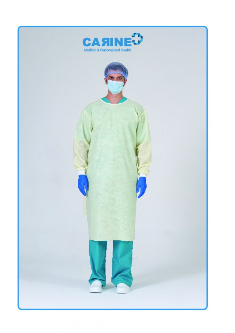 DISPOSABLE SURGICAL GOWN-5