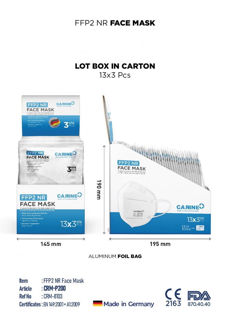 2. CARINE MEDICAL COVID-19 LINE-13