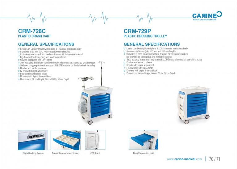 CARINE - HOSPITAL BEDDING CATALOGUE-73