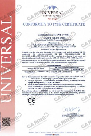 CARINE CRM-PCA-300 Type 3-4,5-6 C21024_1