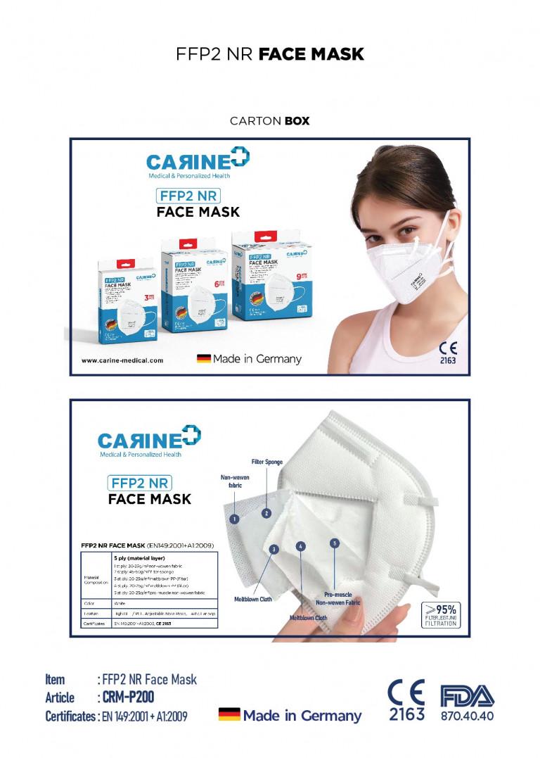 2. CARINE MEDICAL COVID-19 LINE-16