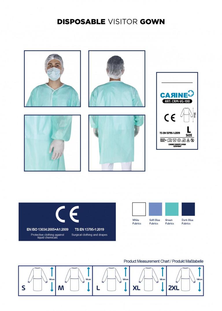 2. CARINE MEDICAL COVID-19 LINE-85