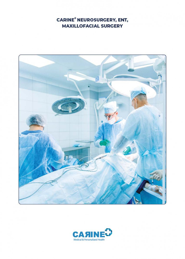 CARINE - STERILE SURGICAL PACK SYSTEMS CATALOGUE-84