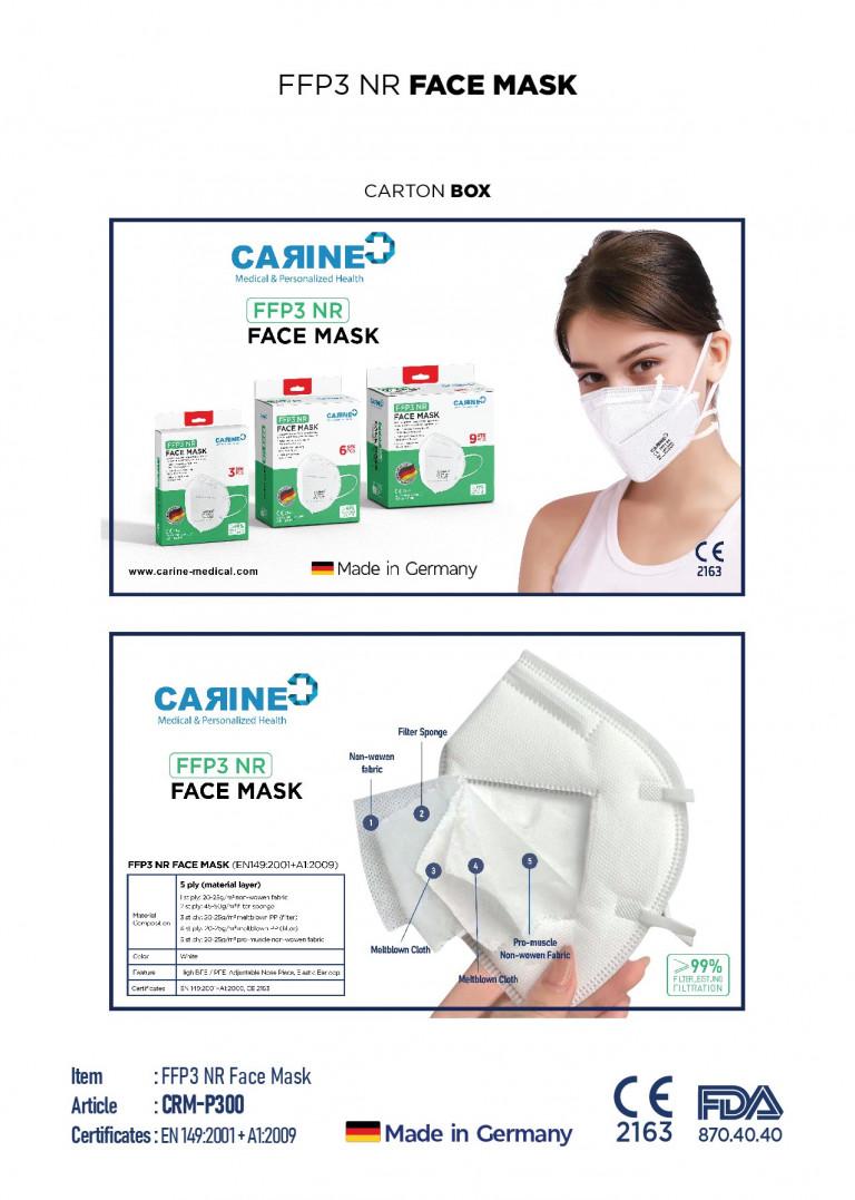 2. CARINE MEDICAL COVID-19 LINE-28