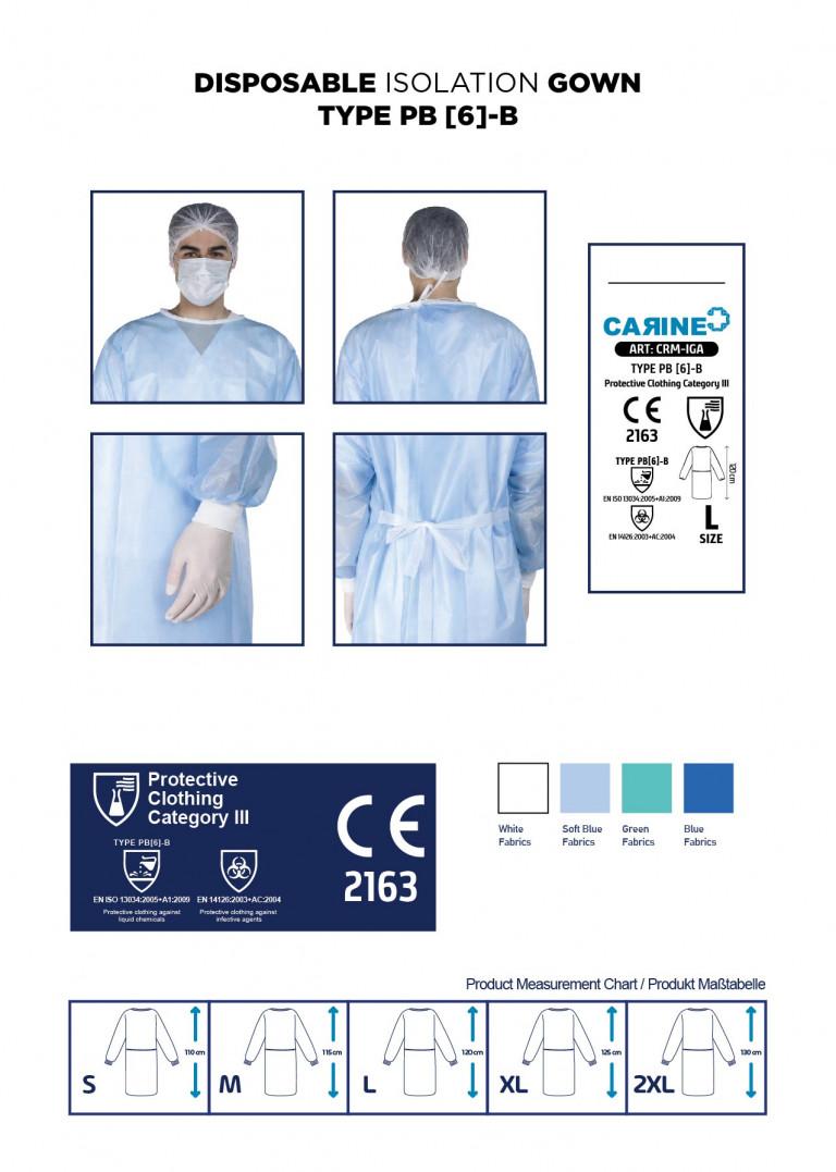 2. CARINE MEDICAL COVID-19 LINE-70