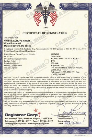 Certificate D407798