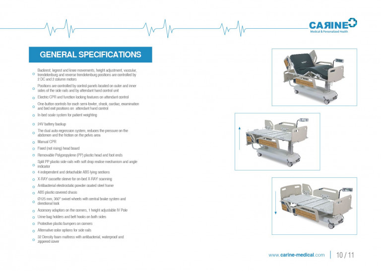 CARINE - HOSPITAL BEDDING CATALOGUE-13