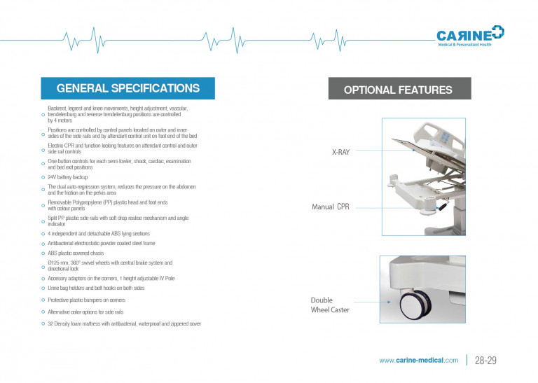CARINE - HOSPITAL BEDDING CATALOGUE-31