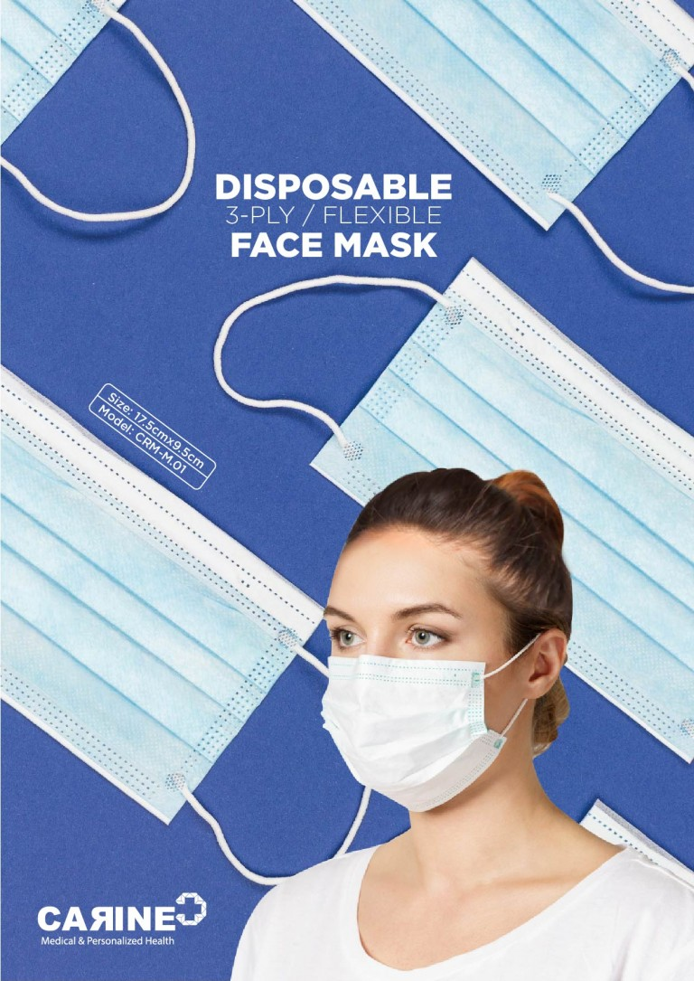 3 PLY SURGICAL FACE MASK-01