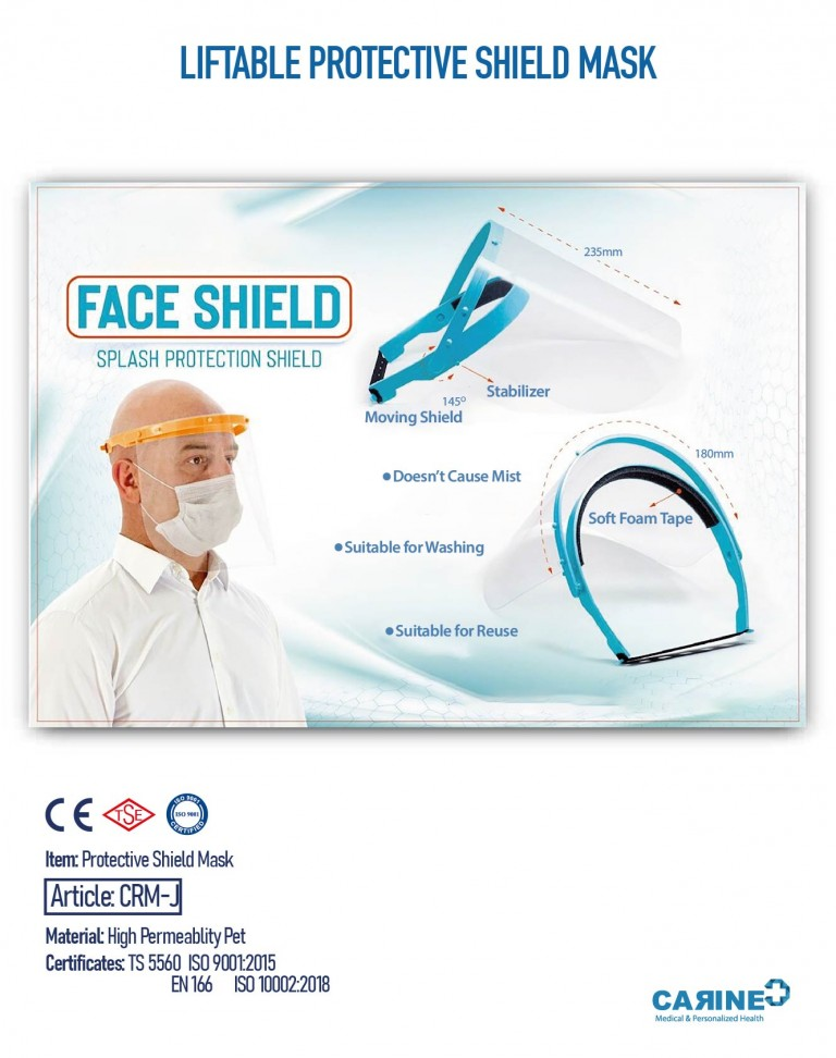 PROTECTIVE SHIELD MASK-04