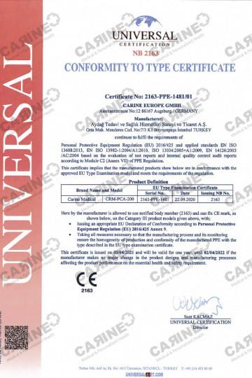 CARINE CRM-PCA-200 Type 5-6 C21024_1