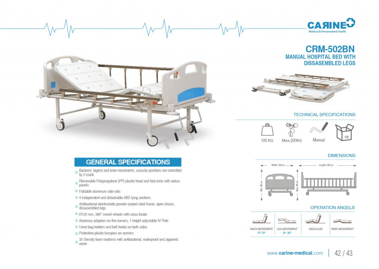 CARINE - HOSPITAL BEDDING CATALOGUE-45