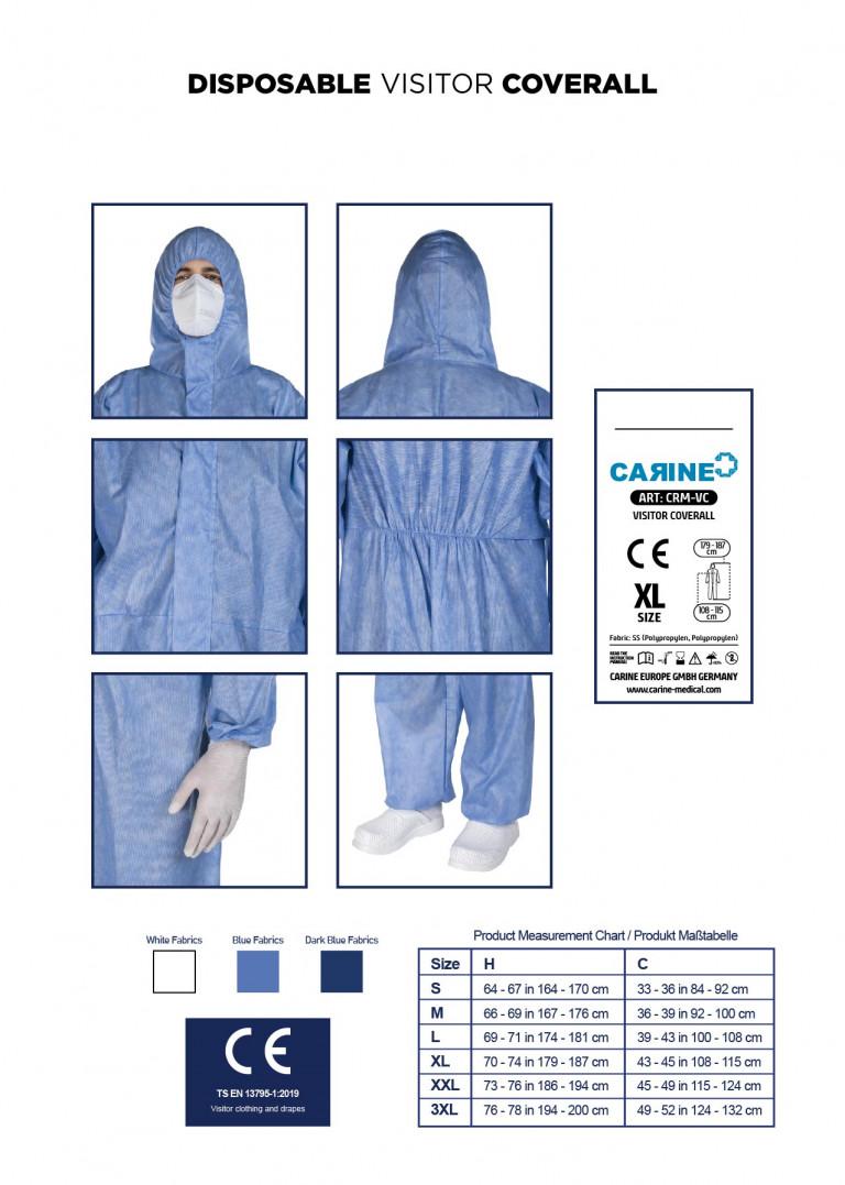 2. CARINE MEDICAL COVID-19 LINE-50