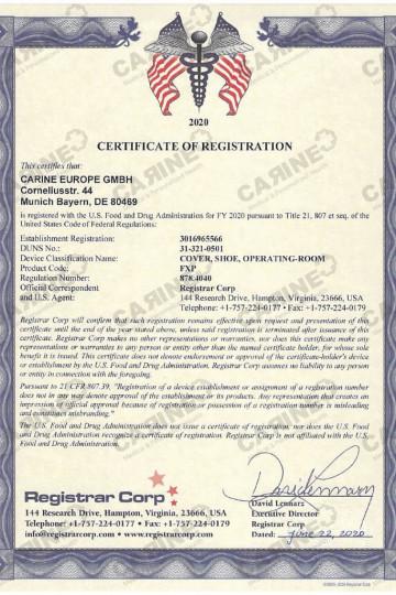 Certificate D408955